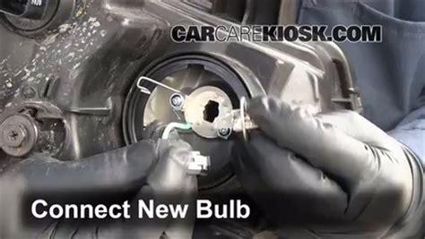2005 Kia Amanti Headlight Bulb Replacement Drl Replacement 2010 2013 Kia Forte 2010 Kia Forte Ex 2