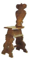 sedie medievali sedie guida completa arredare moderno