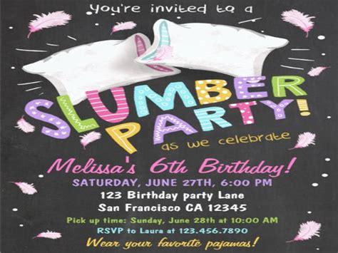 pyjama party invitation template orderecigsjuice info