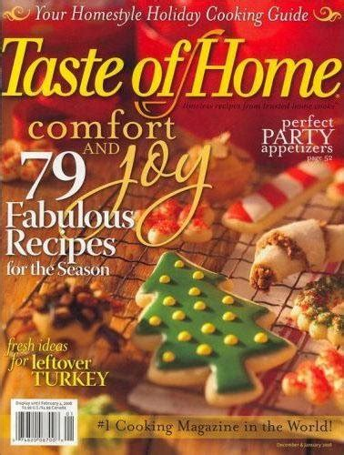 free digital taste of home magazine subscription