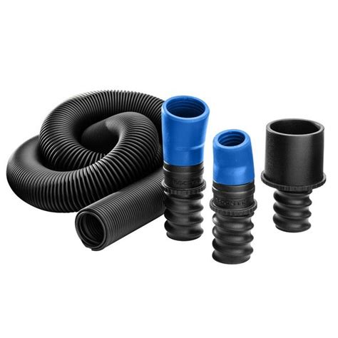woodwork fittings dust right 174 universal small port hose kit rockler
