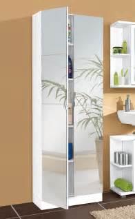 spiegel hochschrank bad hochschr 228 nke badezimmer r 228 ume trendige m 246 bel