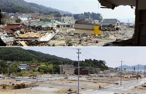 imagenes de japon despues del tsunami como esta hoy jap 243 n despu 233 s del tsunami taringa