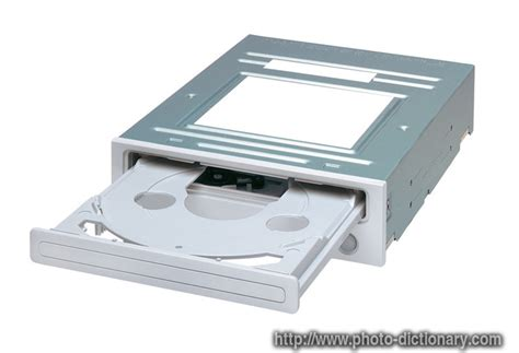drive definition dvd drive photo picture definition at photo dictionary