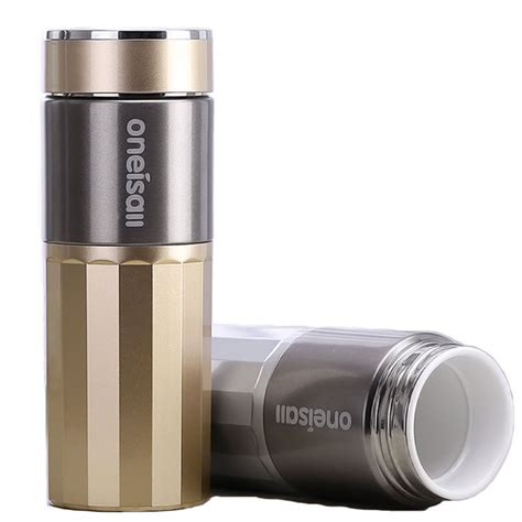 Shuma Thermos Termos Vacuum Flask Bottle Mug 1000 Ml 1 Lt high quality stainless steel thermos bottle vacuum insulated mug w ceramic liner ebay