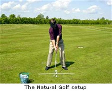natural golf single plane swing golf instruction natural golf is a natural for struggling