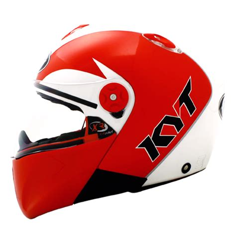 Helm Kyt X Rocket Retro White Pearl helm kyt x rocket pabrikhelm jual helm murah