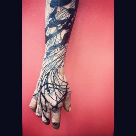 tattoo design abstract 94 abstract tattoos that prove art is extremely subjective