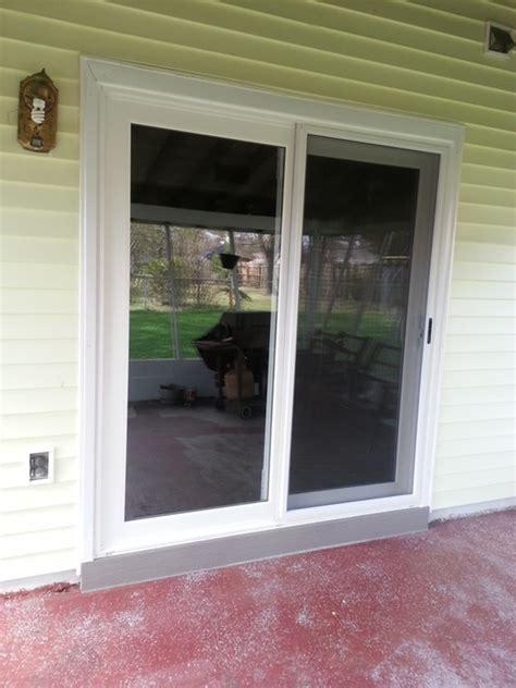 Simonton Stormbreaker Hurricane Ready Patio Door With Hurricane Patio Doors