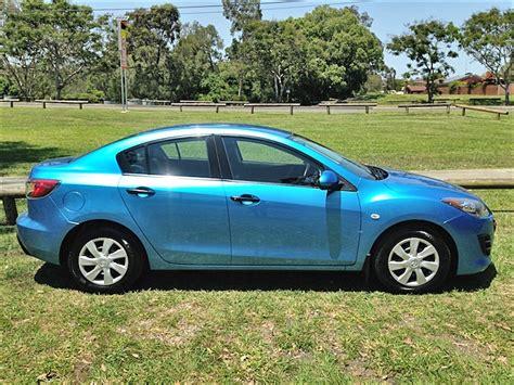 mazda 3 neo 2011 2011 mazda 3 neo sedan manual blue