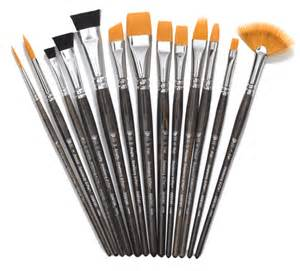 Round Table Online Ordering Donna Dewberry 13 Piece Professional Brush Set Blick Art