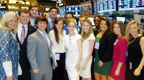Mba Mississippi College by Ole Miss Mba Students Travel To New York City Ole Miss News
