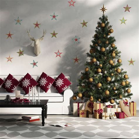 themes christmas 2014 home decoration how to make a christmas living room