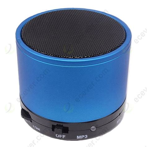 Portable Bluetooth Mini Speaker portable mini bluetooth speaker with aluminium alloy