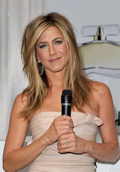 jennifer aniston side bangs shoulder length hairstyles for fine hair hairstyles weekly