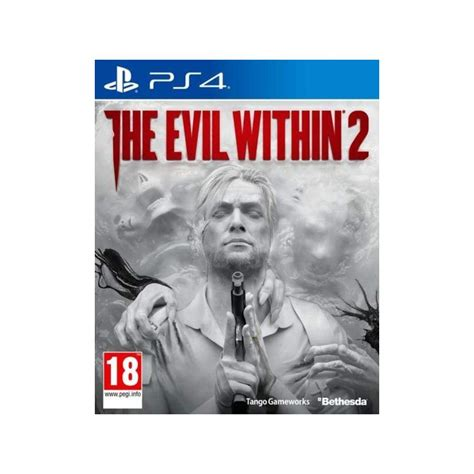 Ps4 The Evil Within 2 achat the evil within 2 ps4 fr new jeu playstation 4