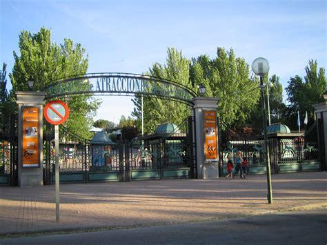 entrada parque atracciones madrid parque de atracciones de madrid wikipedia