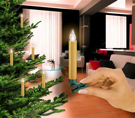 k nstlicher weihnachtsbaum hellweg kabellose christbaumkerzen vergleich und test