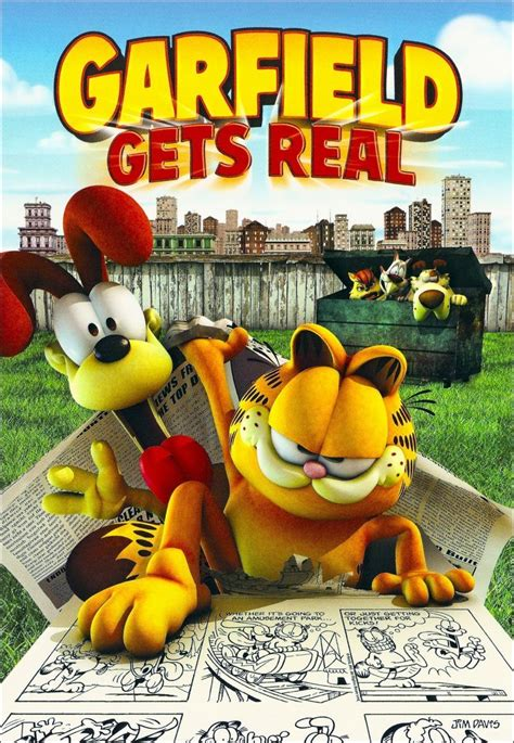 Gets Real by Garfield Gets Real 2007 Filmaffinity