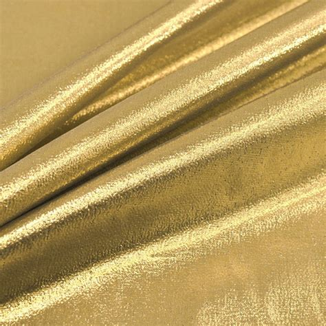 gold fabric gold lame fabric