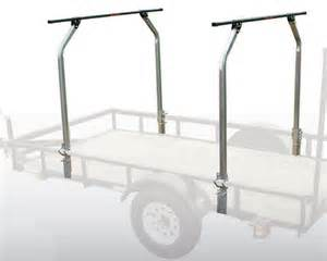 malone toptier utility trailer crossbar system