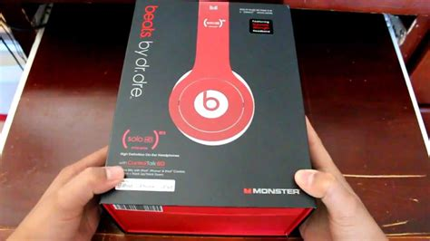 Dre Beats Detox Serial Number by Beats By Dr Dre Hd Unboxing