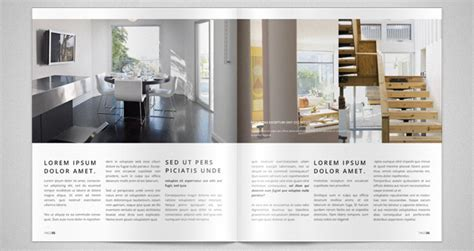 home interior design catalog free modern catalog magazine template catalog templates pixeden