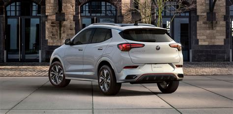 2020 buick crossover 2020 buick encore gx adds a bigger option the torque report