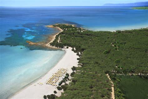 giardini di cala ginepro orosei hotel mit eigenem strand auf sardinien orosei i