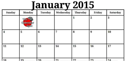 2015 calendar planner printable pdf best photos of blank calendar jan 2015 blank calendar