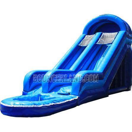 buy water slide bounce house bouncerland inflatable water slide 2076
