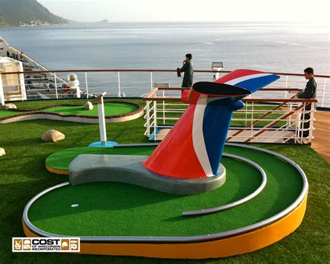 design your dream mini golf course miniature golf theme development mini golf course design