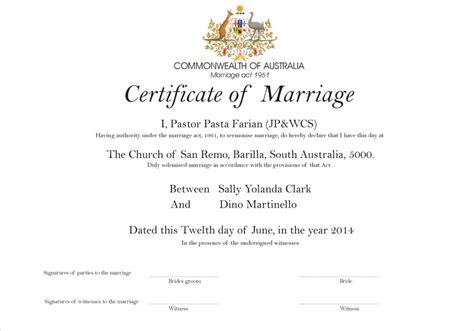 Marriage Records Australia Iran