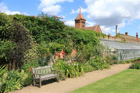 The Walled Garden Capel Manor Gardens The Walled Gardens