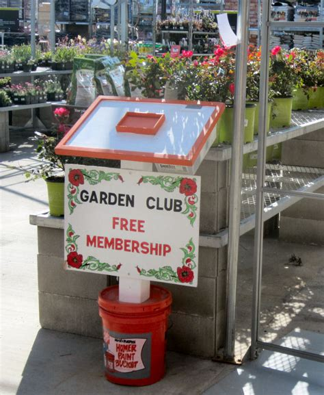 Garden Club Home Depot by Home Depot Road Trip Time To Digin The Wilderness