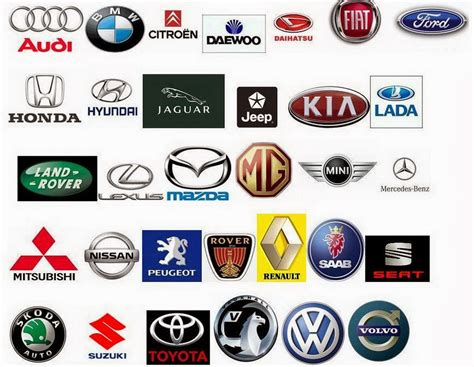 car logos 4 altered affectionate of car logo designs that you can use