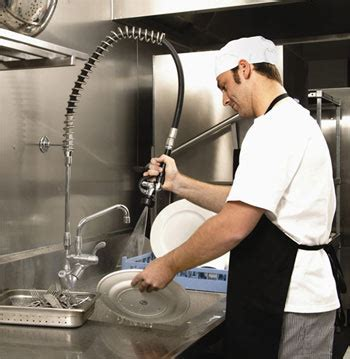 kitchen faucet sprayer clogged home inventory business restaurant plumbing repair jack dollar plumbing