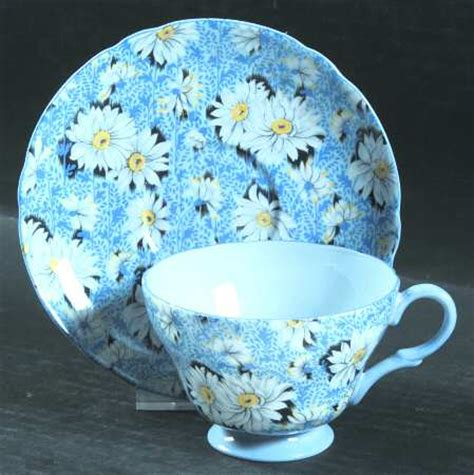 shelley pattern numbers shelley blue daisy at replacements ltd