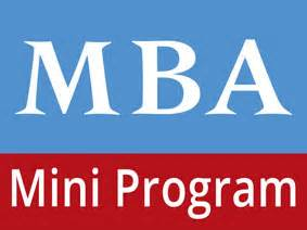 Mini Mba Programs Europe by Mba In Accounting