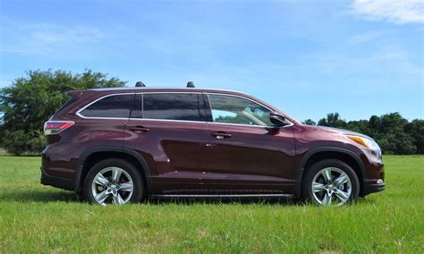 2015 Toyota Highlander Limited 2015 Toyota Highlander Awd Limited Review