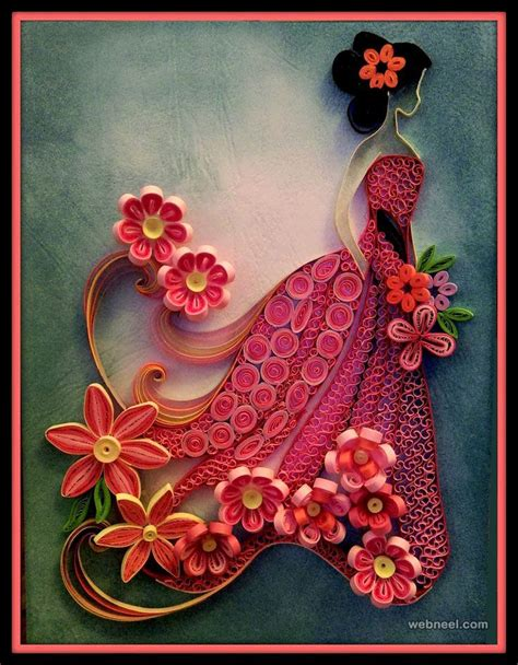 paper quilling templates 25 best ideas about paper quilling cards on