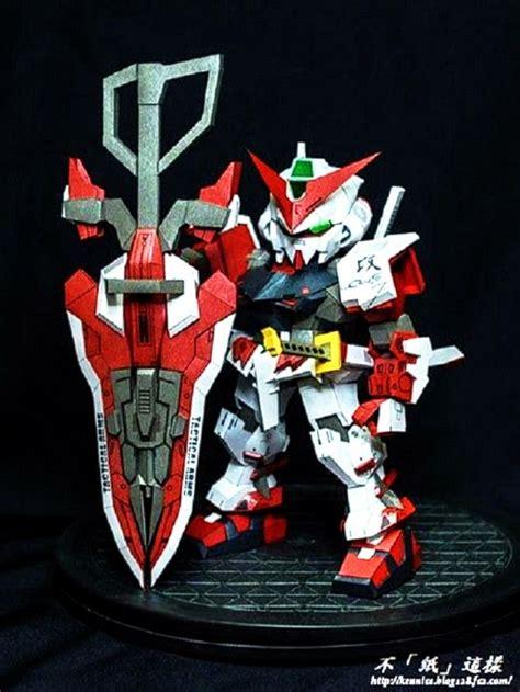 Sd Gundam Papercraft - 18 best msn 04 sazabi ver 6 gundam papercraft free