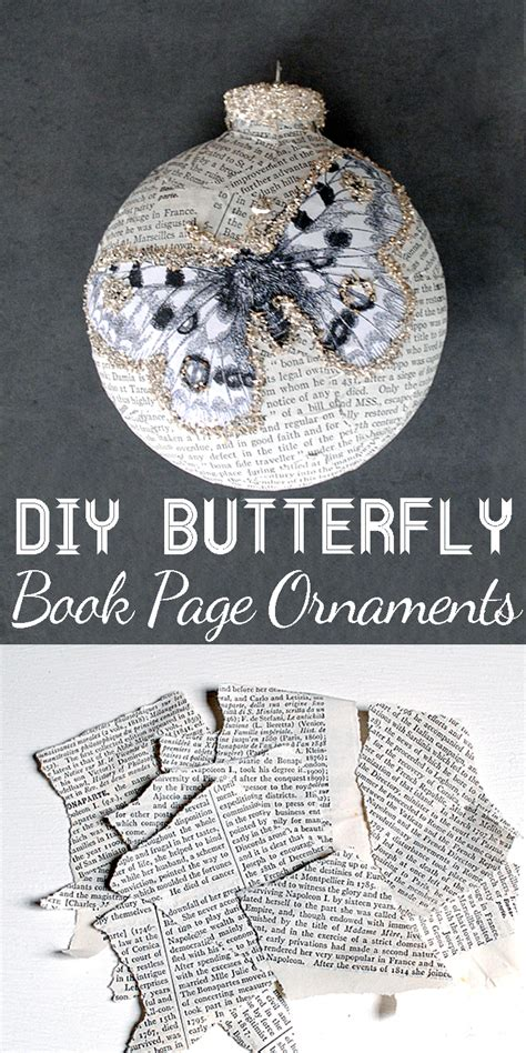 book page crafts ornaments the graphics