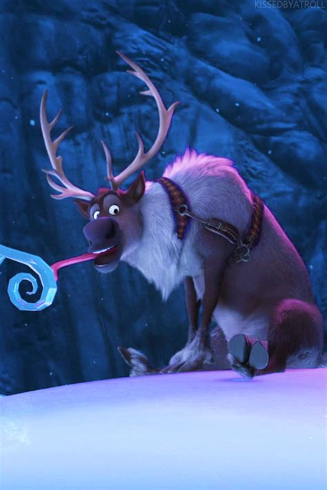 wallpaper frozen sven la reine des neiges phone fond d 233 cran olaf and sven
