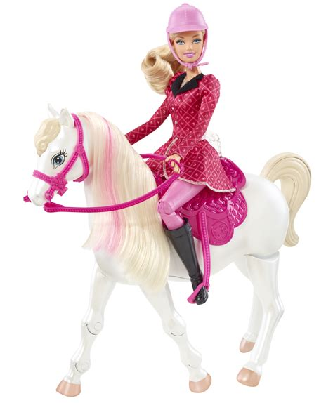 film barbie horse pink boots and ponytails barbie barbie movies photo