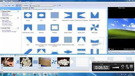 tutorial como usar windows live movie maker youtube como usar o windows movie maker 2 6 youtube