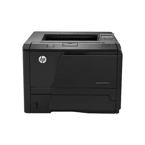 Printer Hp Laserjet Network hp laserjet pro m401n cz195a network printer