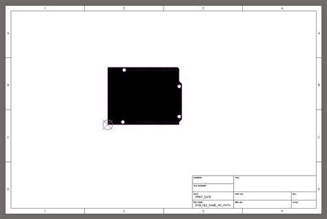 Altium Pcb Template by Github Lnsd Arduino Shield Template Arduino Uno R3