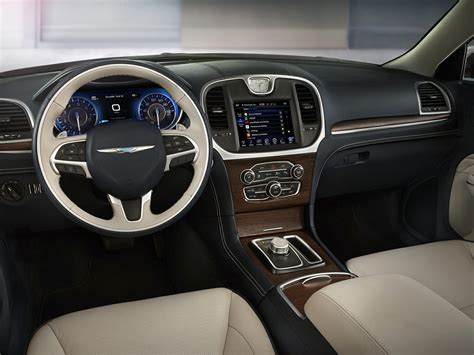 chrysler 300c interior new 2016 chrysler 300c price photos reviews safety