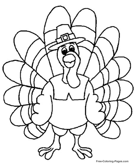 Thanksgiving Coloring Pages Thankful Coloring Pages